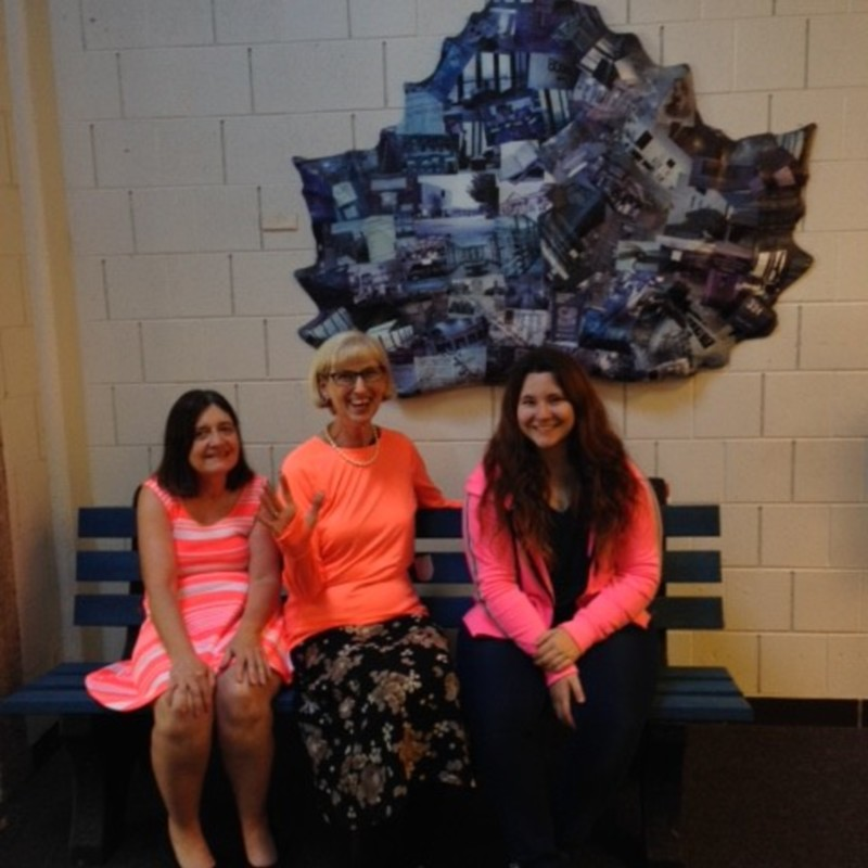 Spirit Week - Library NEON Fans.jpg