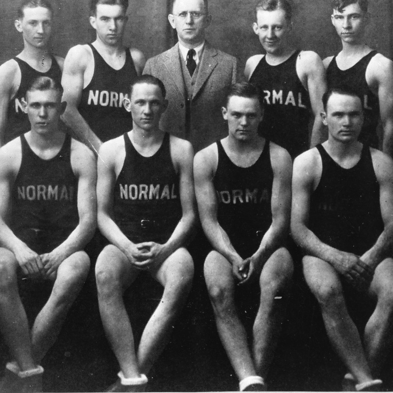 Mens Basketball team 1926
