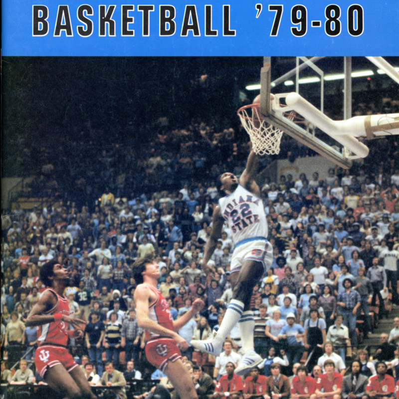 Men's Basketball-1980-Nicks Cover