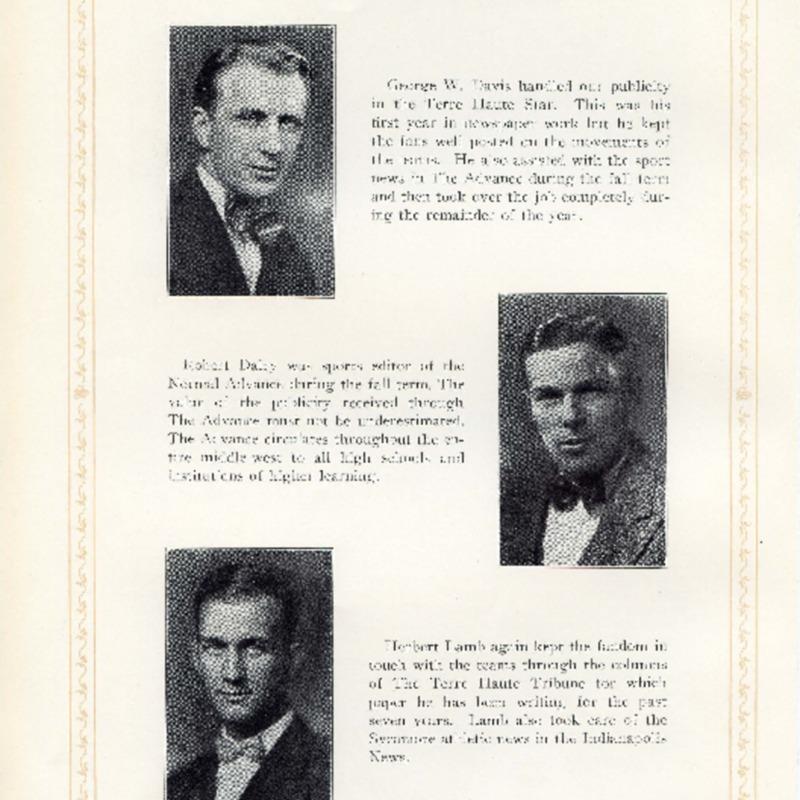 Newspaper Men