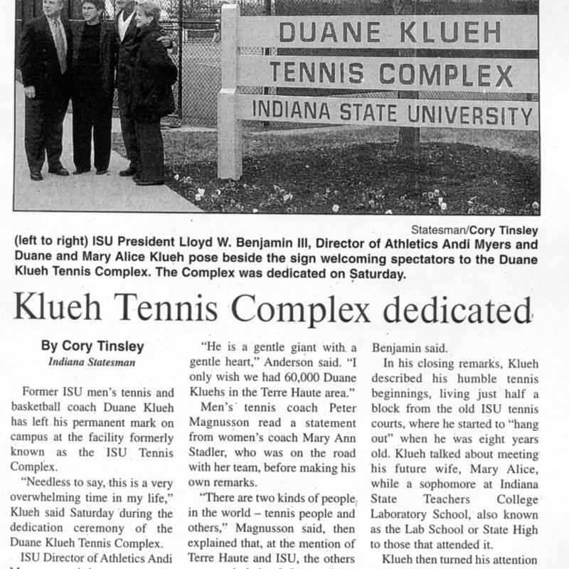 Klueh Complex