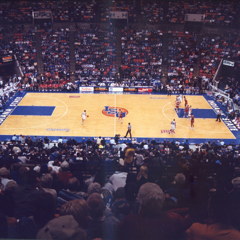Men's Basketball Hulman Center