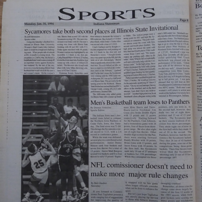 Statesman- Sports 2