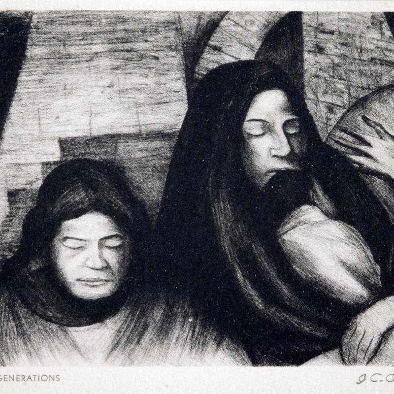 José Clemente Orozco - Three Generations 99a.16.33 0152030.jpg