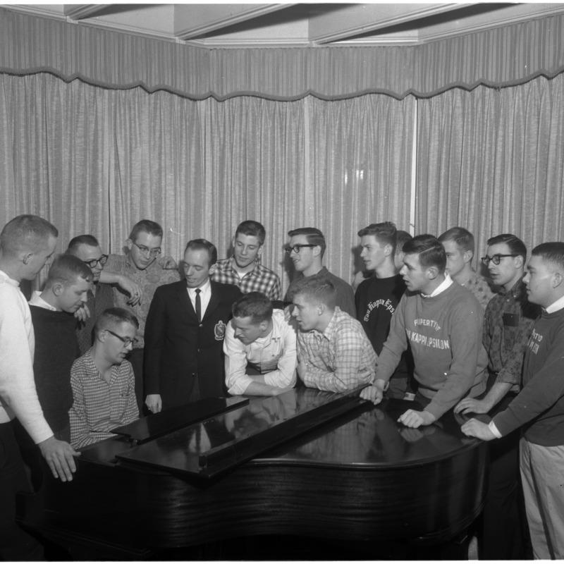 Tau Kappa Epsilon, 1962