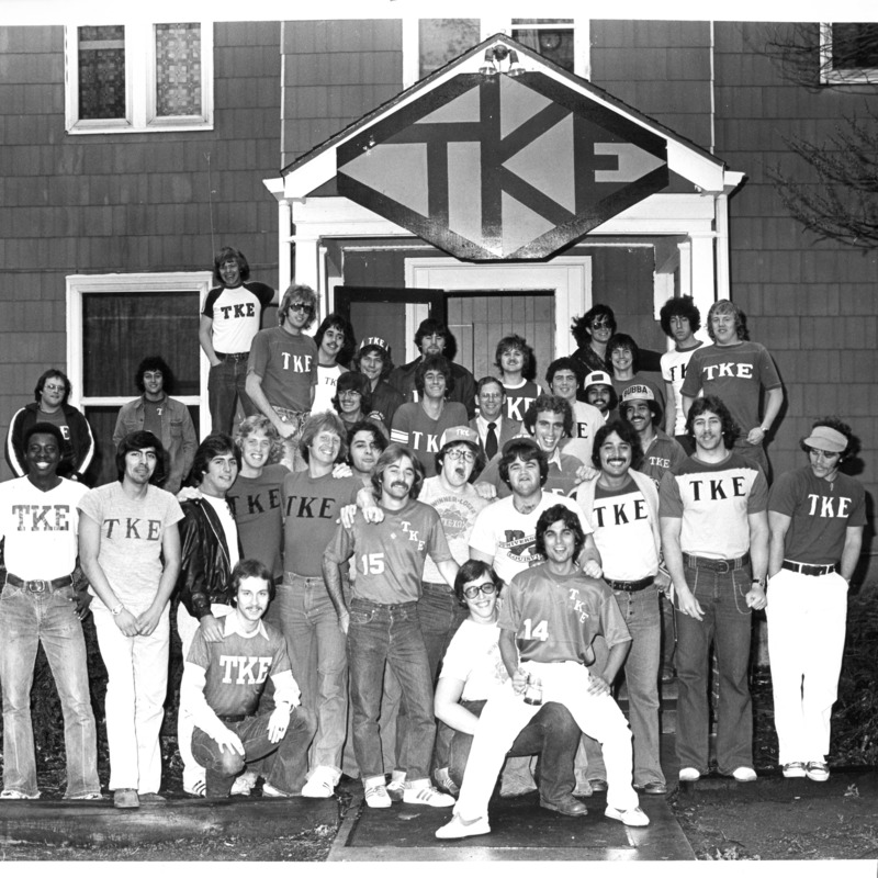 Tau Kappa Epsilon group