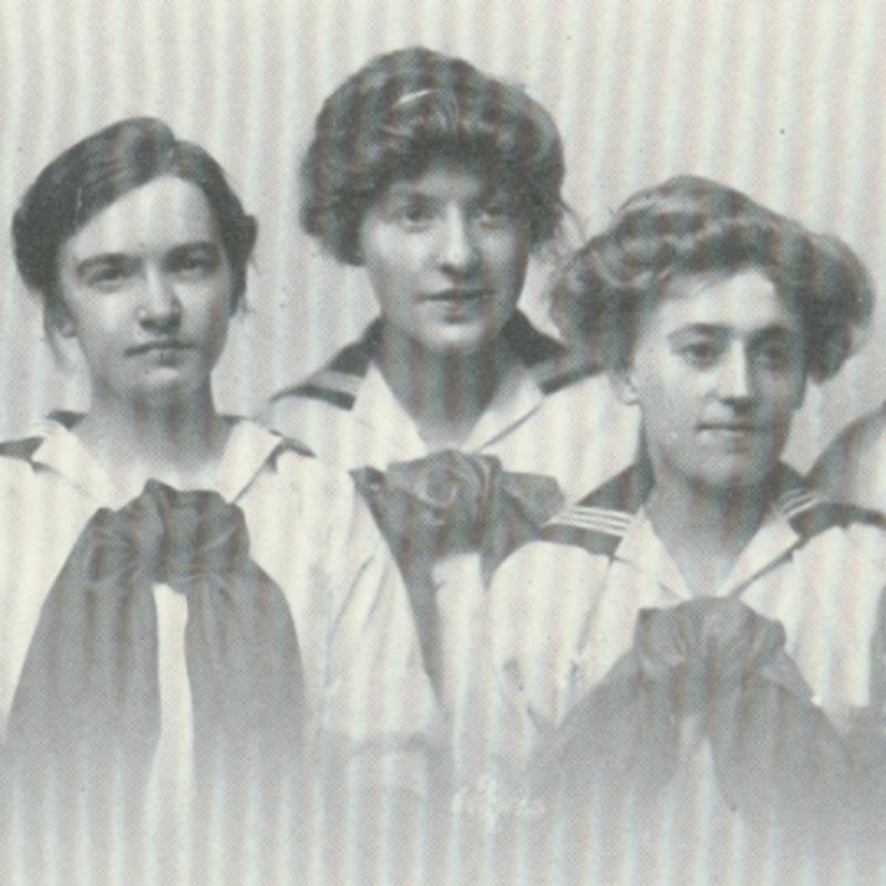 junior girls baketball team-1913 copy.tif