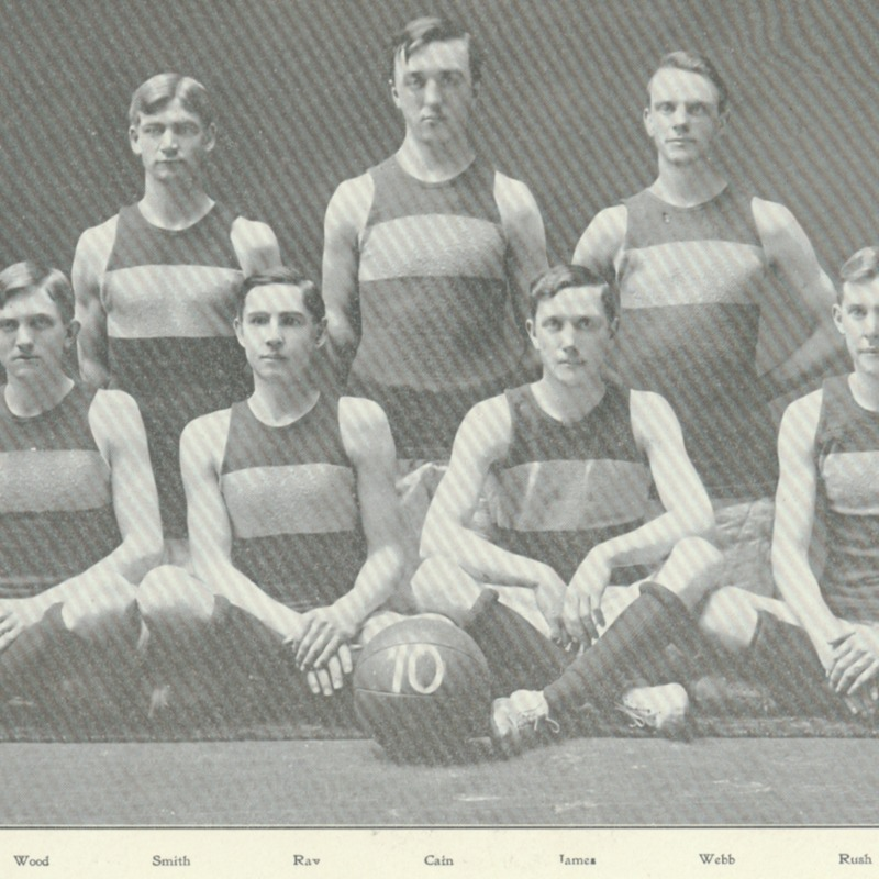 junior basket ball team-1909 copy.tif