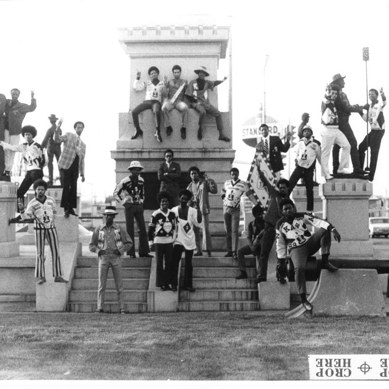 Kappa Alpha Psi group.