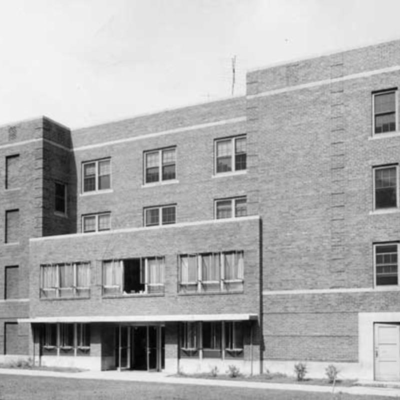 Parsons Hall, 1937