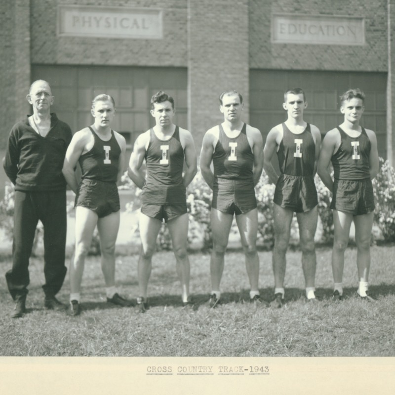 Cross Country group, 1943