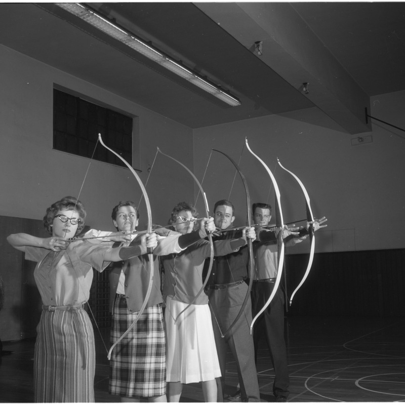 Intramural archery