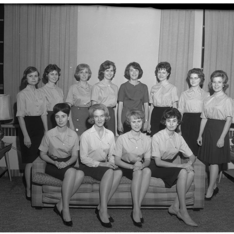 Pamarista members, 1964