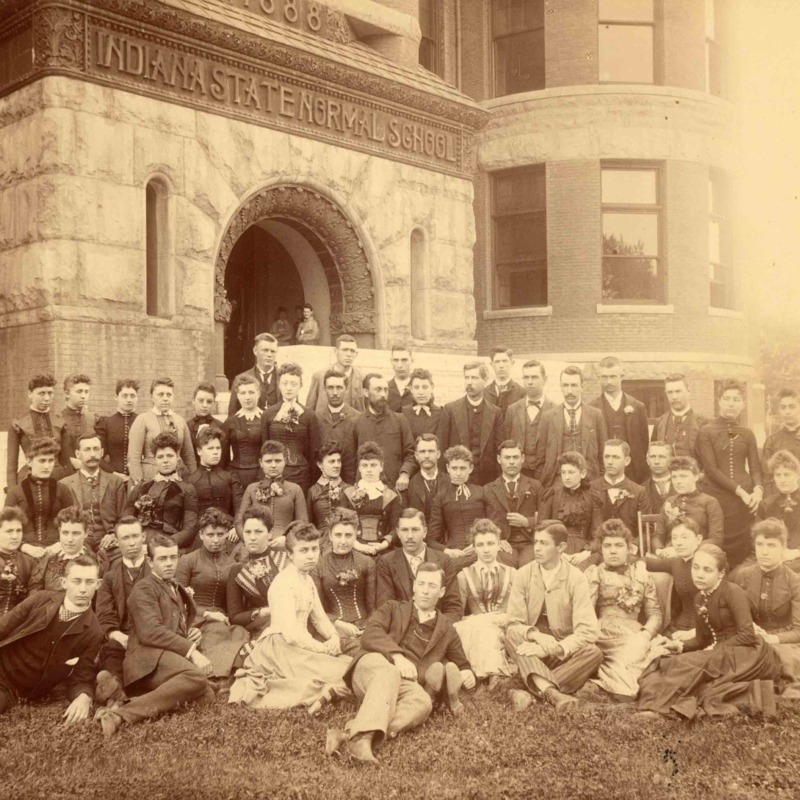Graduates of Indiana State Normal School